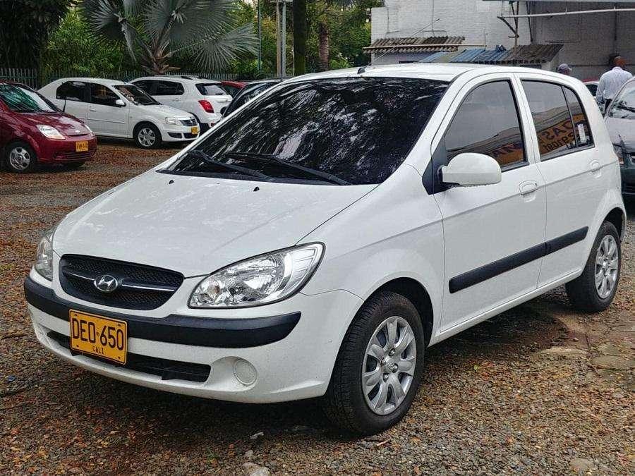 Hyundai Getz  2011 - 54843 km
