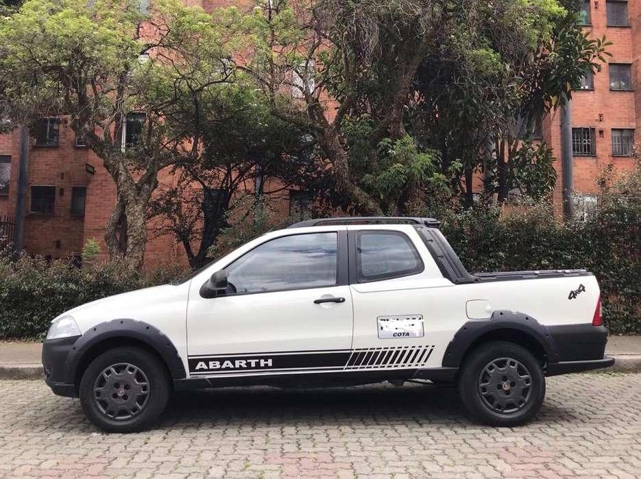 Fiat Strada 2012 - 109580 km
