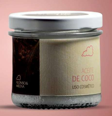 Aceite de coco extravirgen