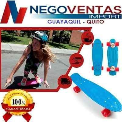 PATINETA PENNY SILICONA IDEAL PARA DEPORTISTAS