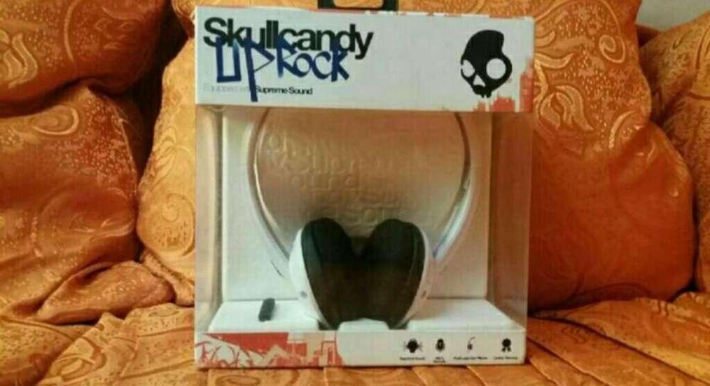 Audifonos Skullcandy Uprock No Hesh Stim