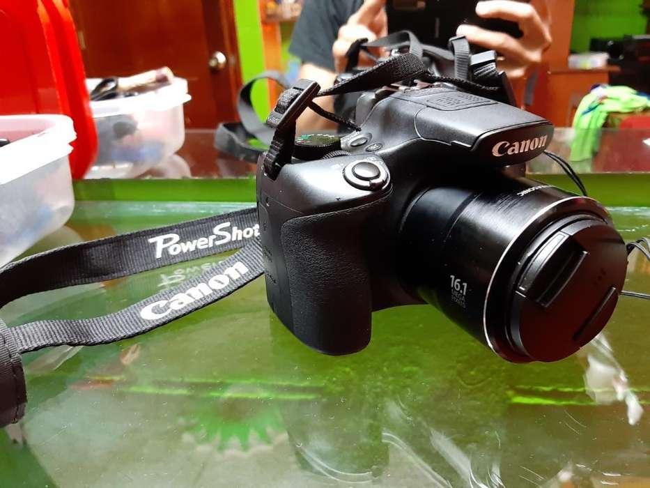 Camara Canon Powershot Sx60 Hs Semiprof