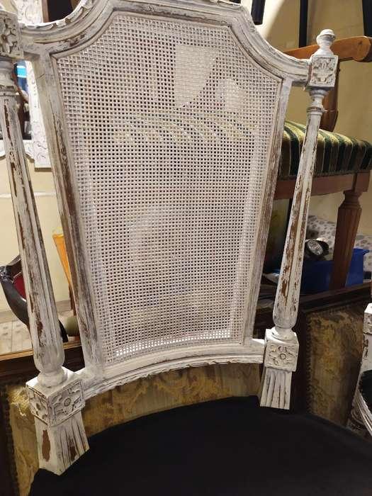 Vendo 4 bellas <strong>silla</strong>s restauradas / Cada Una 3999 Pesos