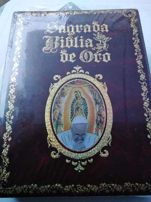 Sagrada Biblia de Oro