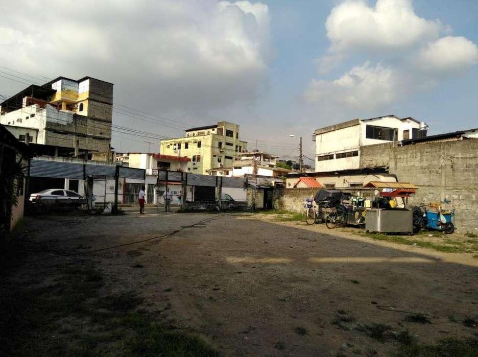 Venta Terreno ideal para Galpón en Cdla. Quisquis cerca Facso, Urdesa, Miraflores, Mapasingue, Norte Guayaquil