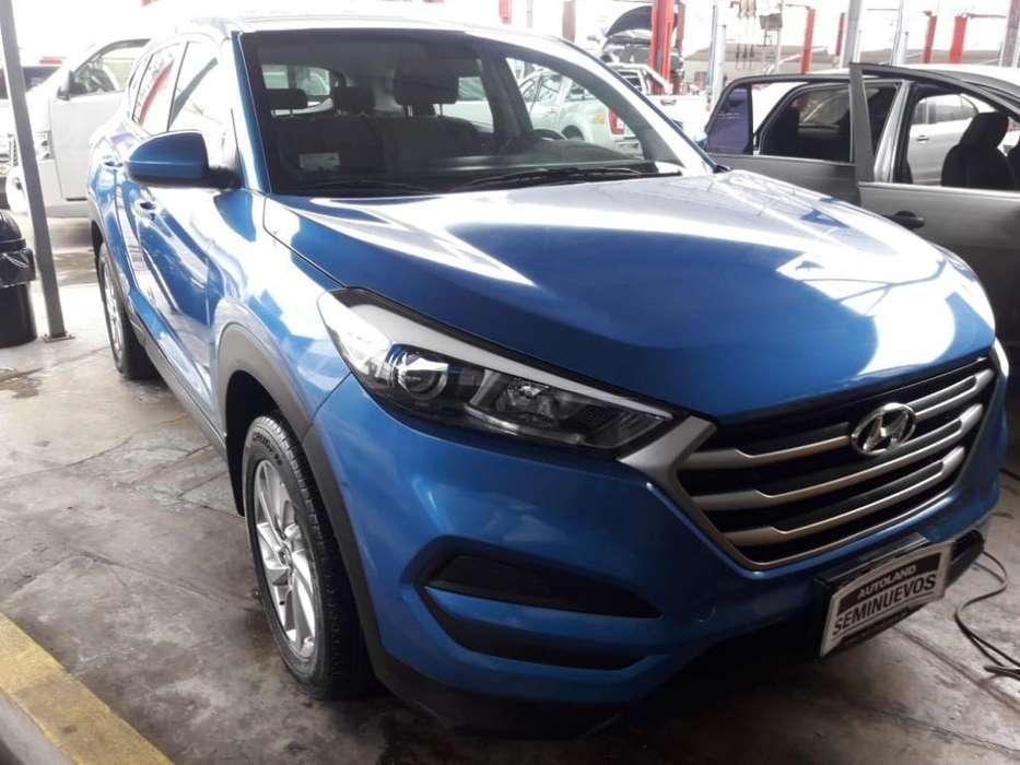 Hyundai All New Tucson 2016 - 10000 km