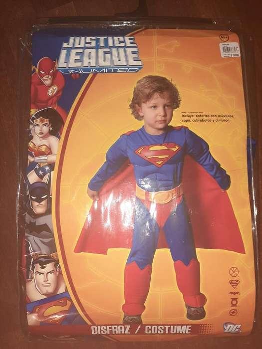 Disfraz Superman - Cachivaches