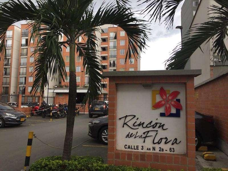 SE VENDE <strong>apartamento</strong> LA FLORA 55-00357