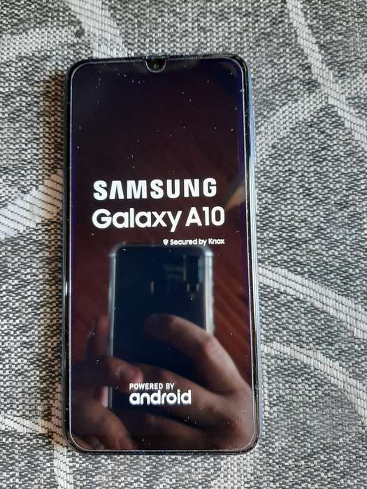 Samsung A10 32gb Impecable