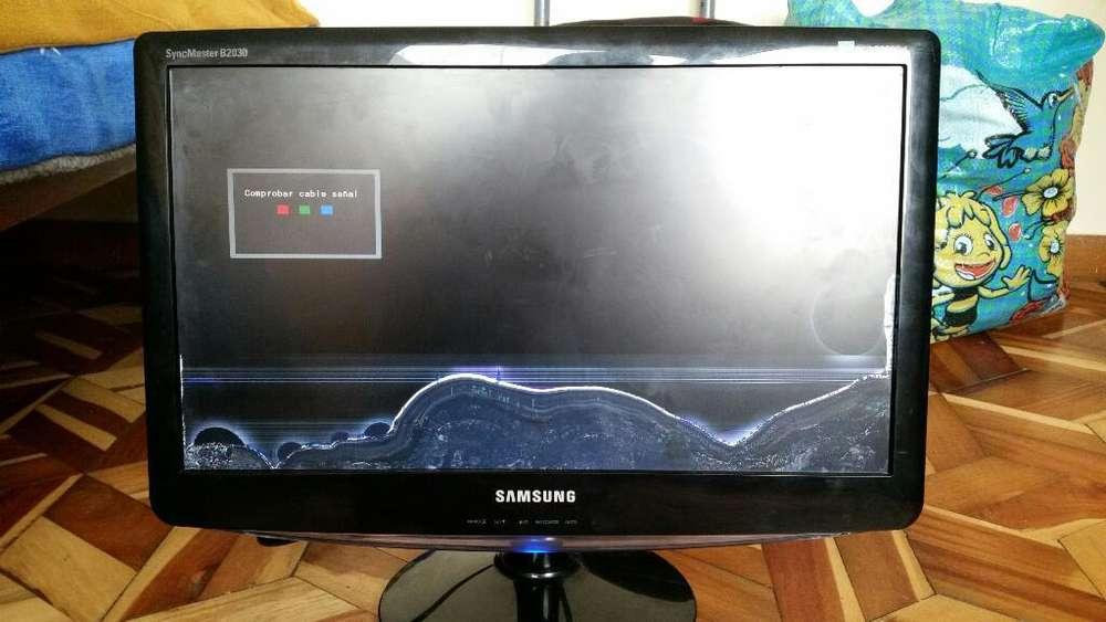 Monitor Samsung Syncmaster para Repuesto
