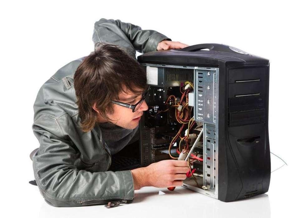 Servicio tecnico sistemas y soporte repacaciónes