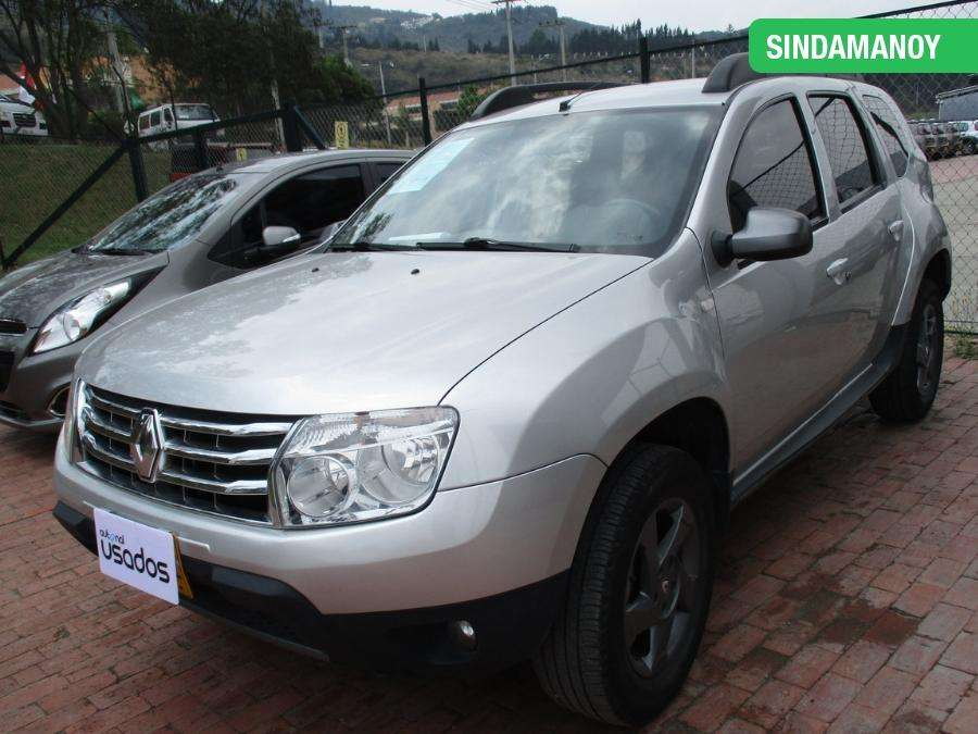 Renault Duster 2016 - 52230 km