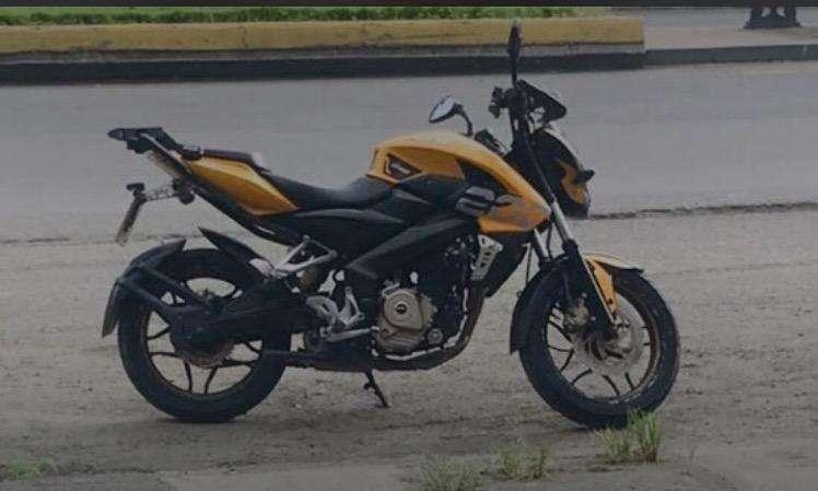 Vendo Moto Pulsar 200 Negociable