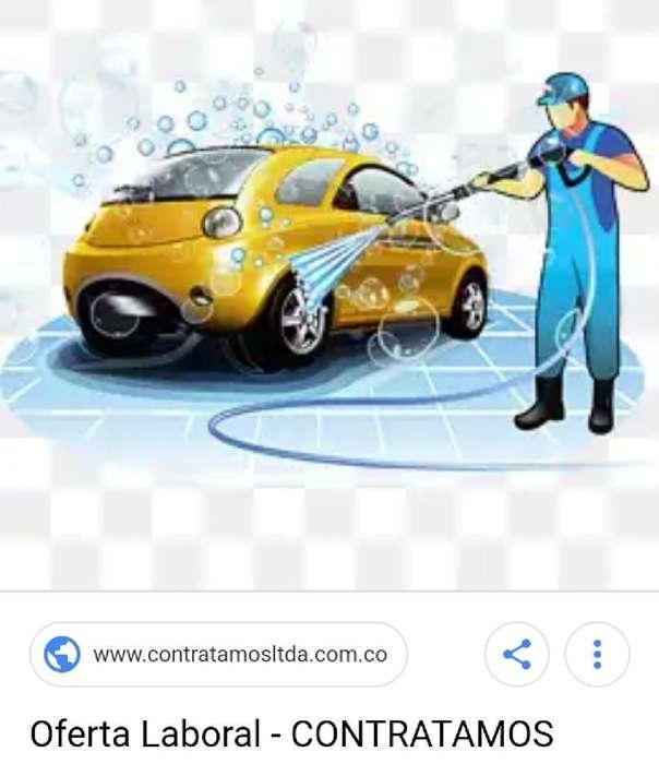 Nesesito Contratar Lavador de Autos