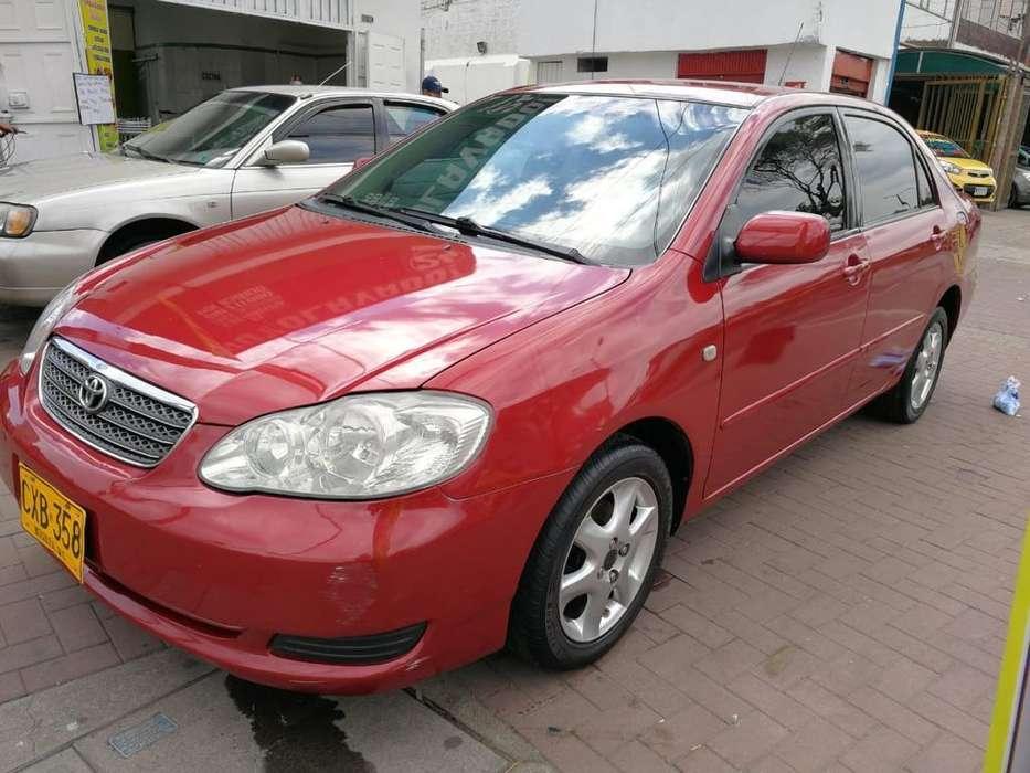 Toyota Corolla 2008 - 168000 km