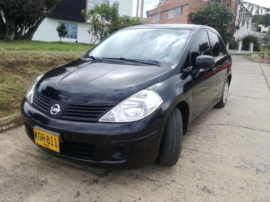 Nissan Tiida 2012 - 90000 km