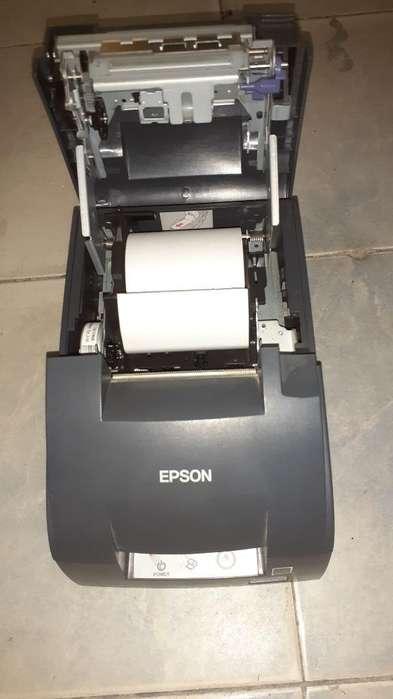 Impresora Epson Biometrico Digital