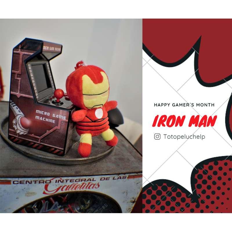 Iron Man Superhéroe