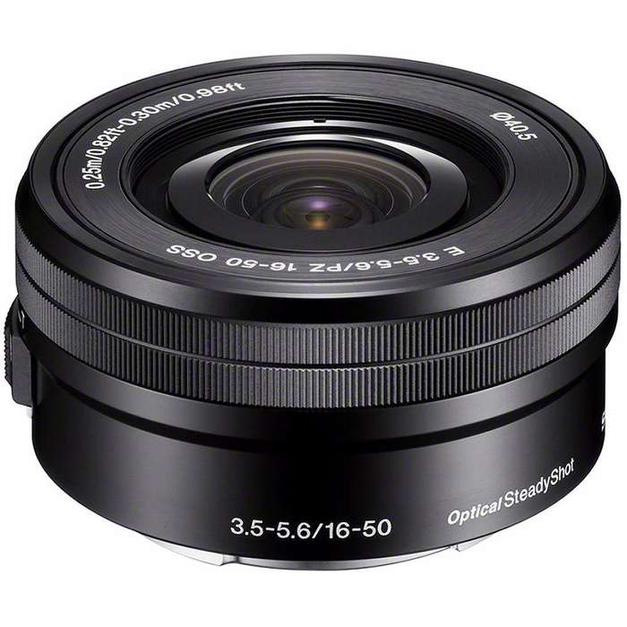 Lente <strong>sony</strong> 16 - 50mm Nuevo