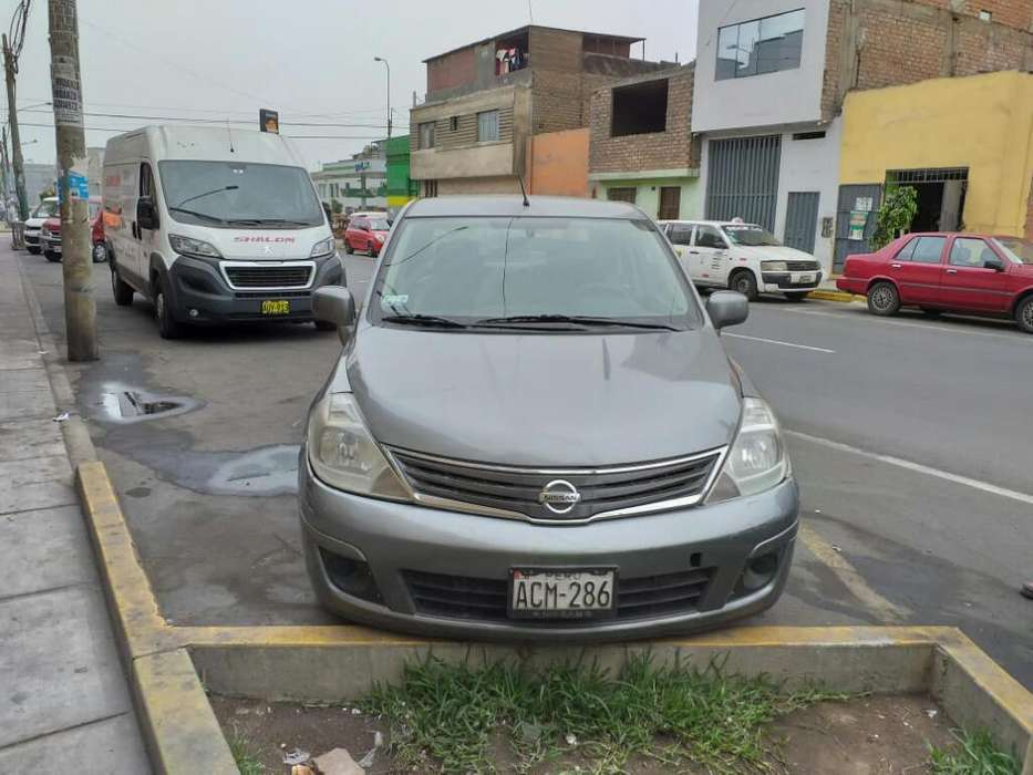 Nissan Tiida 2015 - 0 km