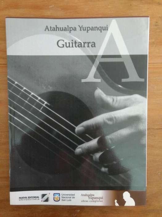 Guitarra, Atahualpa Yupanqui