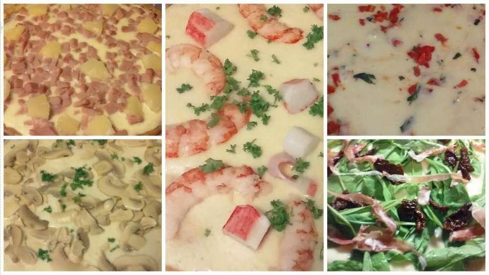 Pizza party egresados 2019