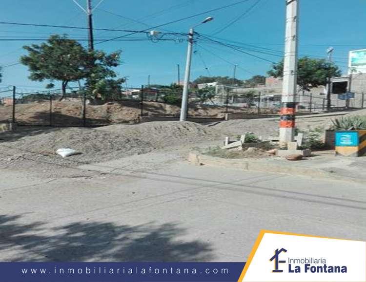 Cod: 2881 Arriendo Lote con Cancha Sintetica en el Barrio La Libertad, Aguas Calientes