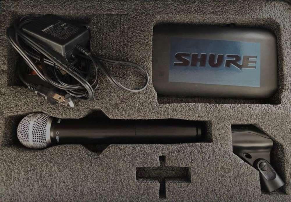 Shure Inalambrico S58
