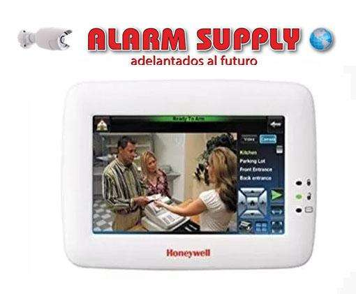 Ademco Teclado Touchscreen Wifi <strong>video</strong> Local Ref Tuxwifiw
