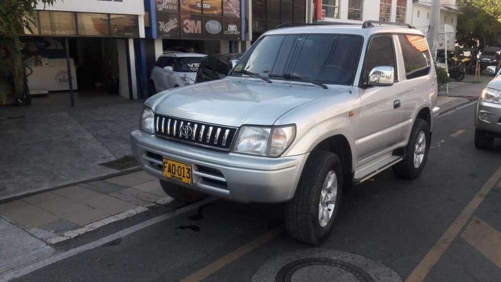 Toyota Prado 2003 - 270000 km