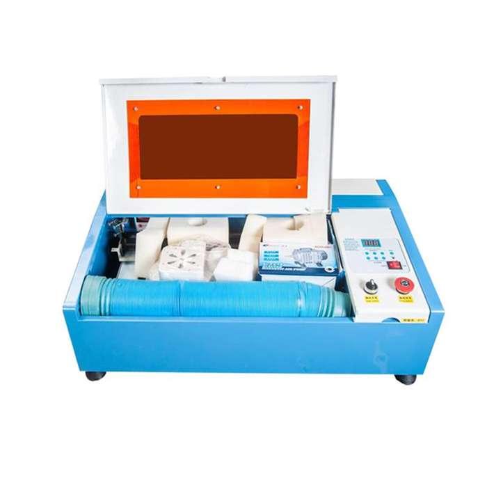 Maquina Laser Co2 50w 40x30 Grabar Corte Plotter Impresión