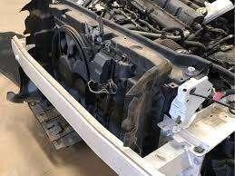 frente ,portaradiadores con radiadores de 307,308,408,c4