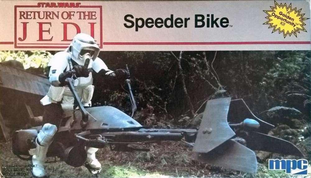 MPC Star Wars Speeder Bike