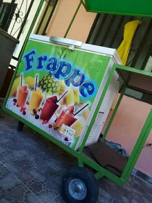 en Venta; Refrigerador Frigelux