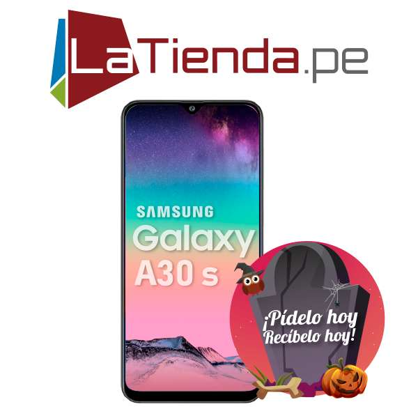 Samsung GALAXY A30s - ANDROID 9.0 Pie