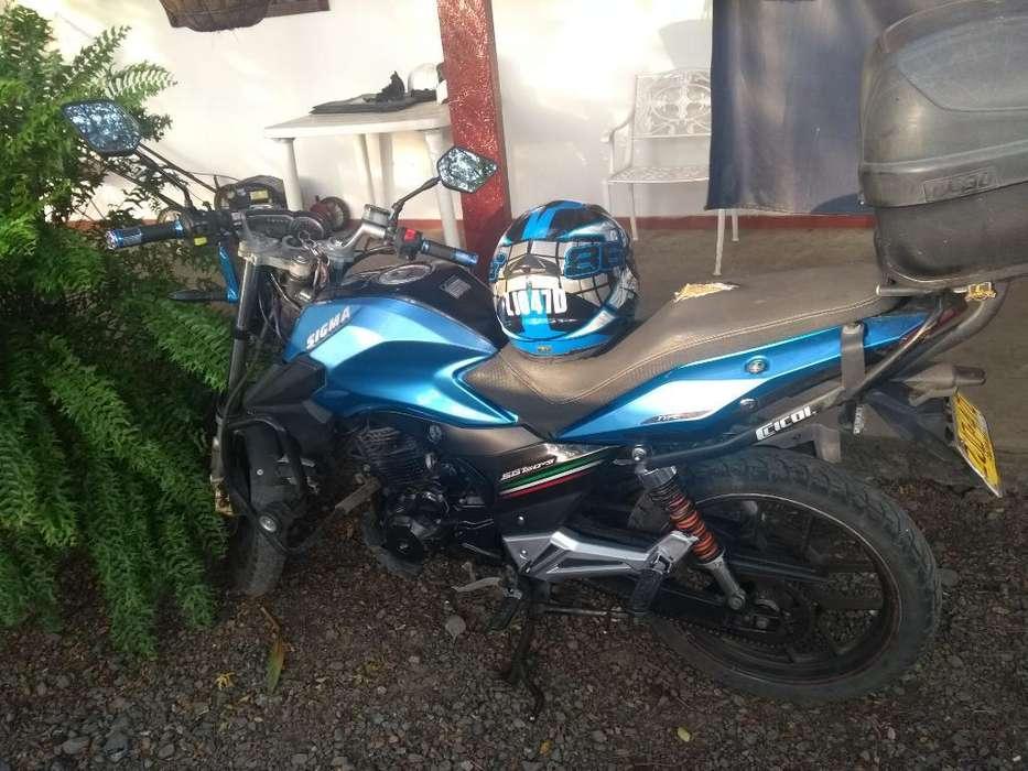 Se Vende Akt Sigma Honda Suzuki Yamaha
