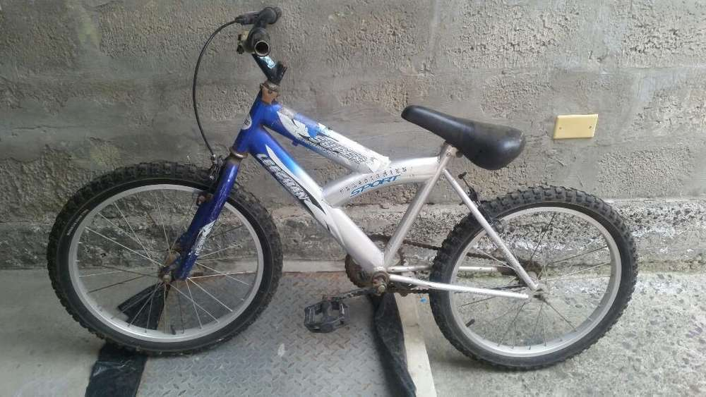 Bici Aro 20 Llamar 0939670847 Precio Fij