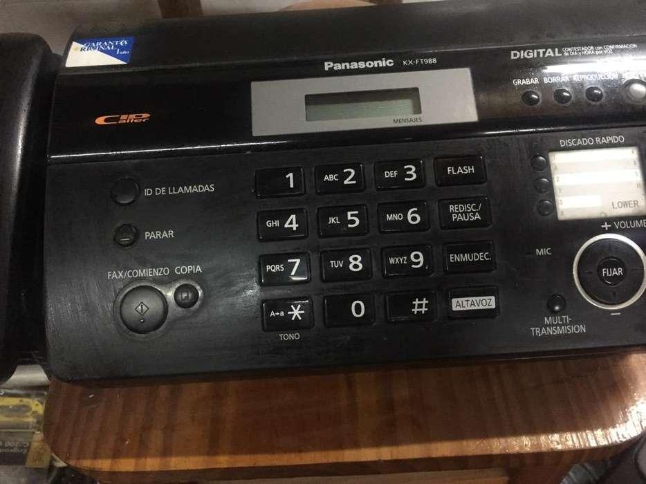 <strong>fax</strong> Usado. muy buen estado !!!
