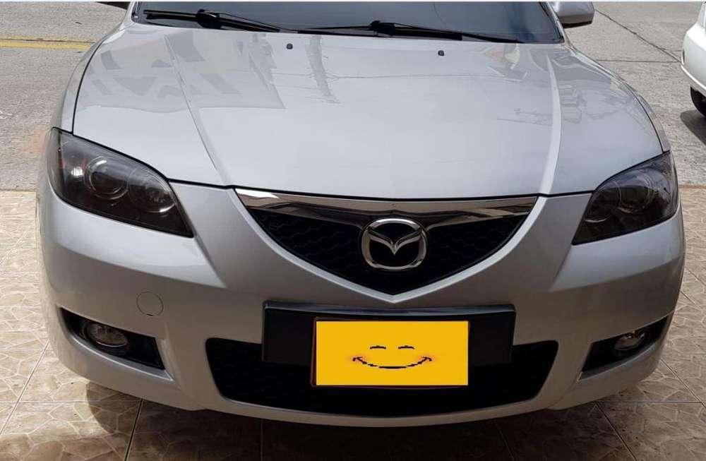 Mazda 3 2007 - 120 km