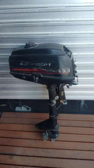 Motor Johnson 33