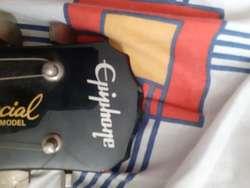 Guitarra Epiphone Original Hermosa