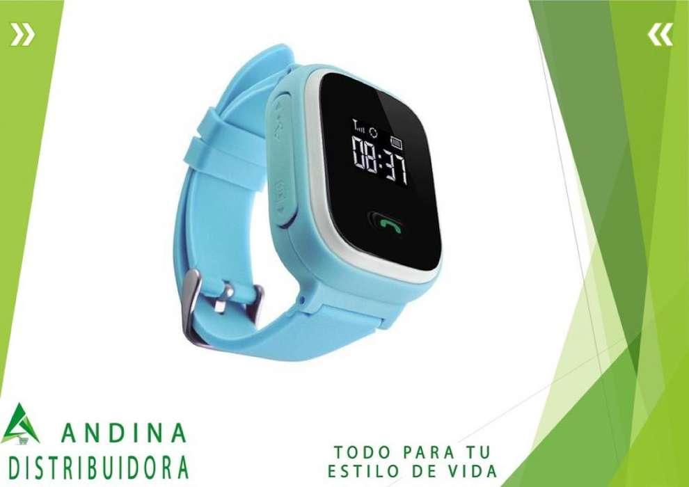 Reloj Gps Localizador Rastreador Niño Smart Watch