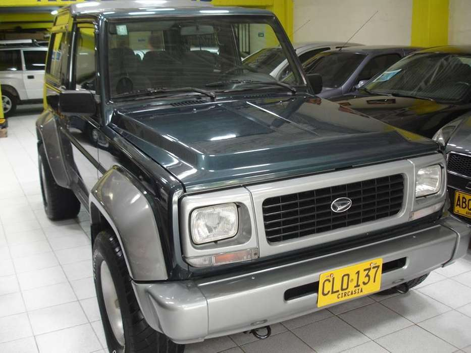 <strong>daihatsu</strong> Otro 2002 - 170000 km
