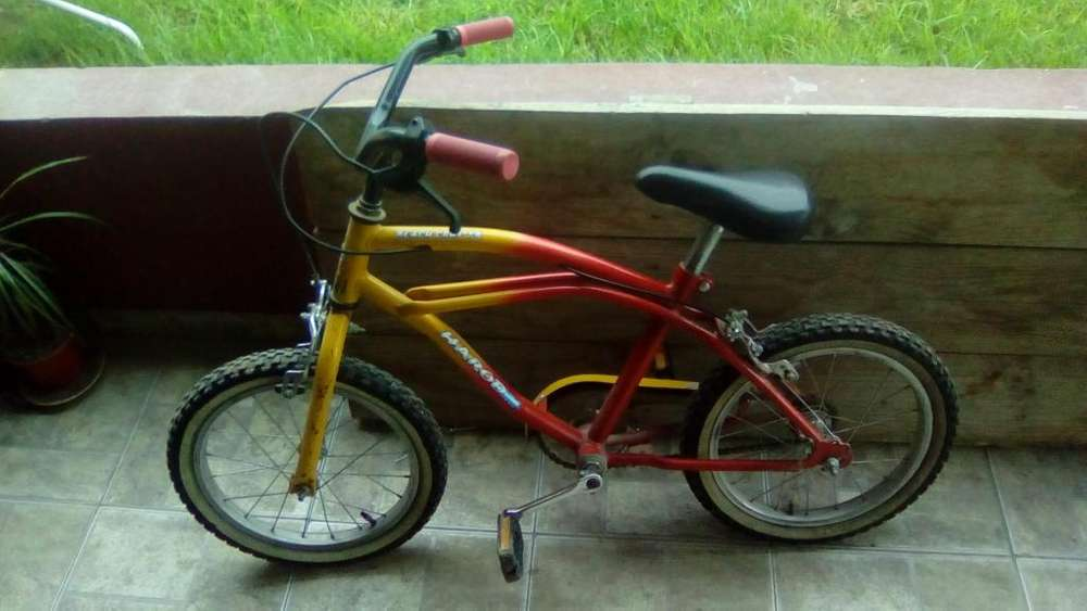 bicicleta niño VENDO O PERMUTO