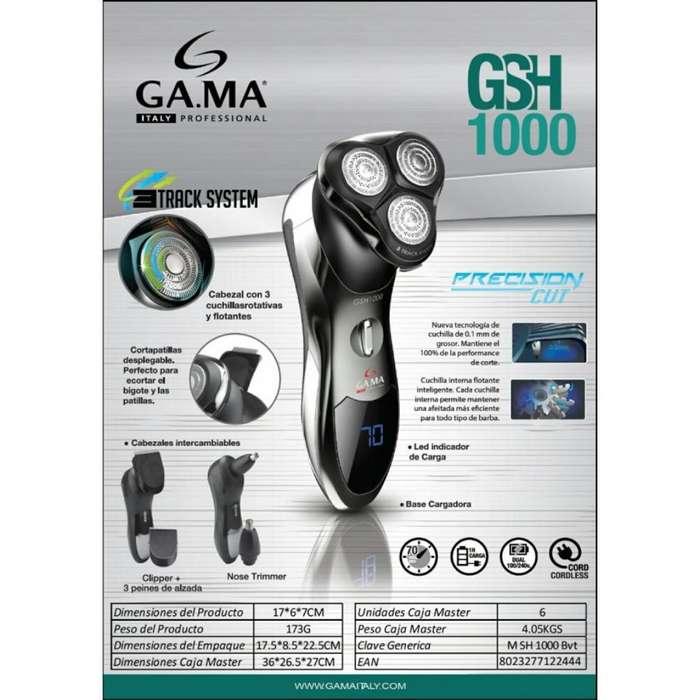 Afeitadora Profesional Gama Gsh 1000