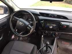 toyota hilux 2015modelo 2016 4x2 turbo diesel intercooler