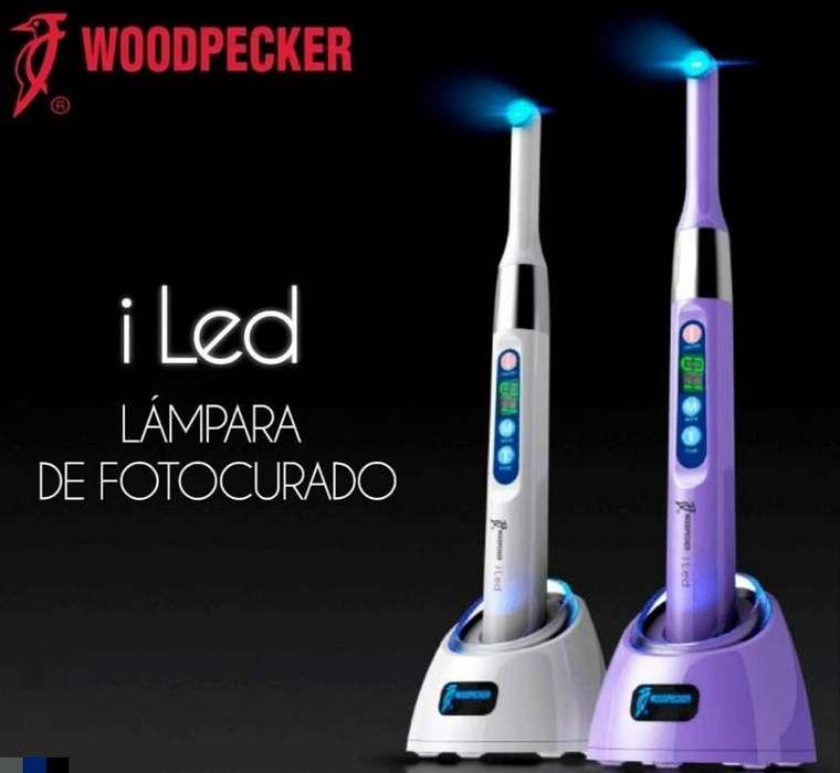 Lámparas de Fotocurado Woodpecker Iled