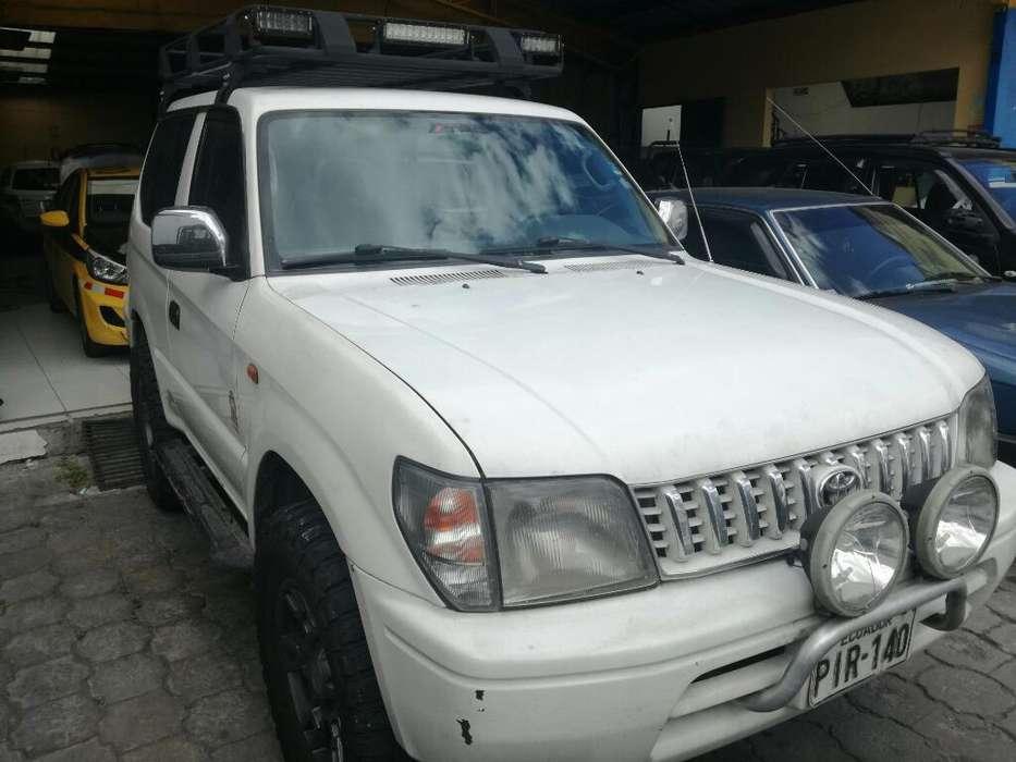 Toyota Prado 2005 - 251000 km