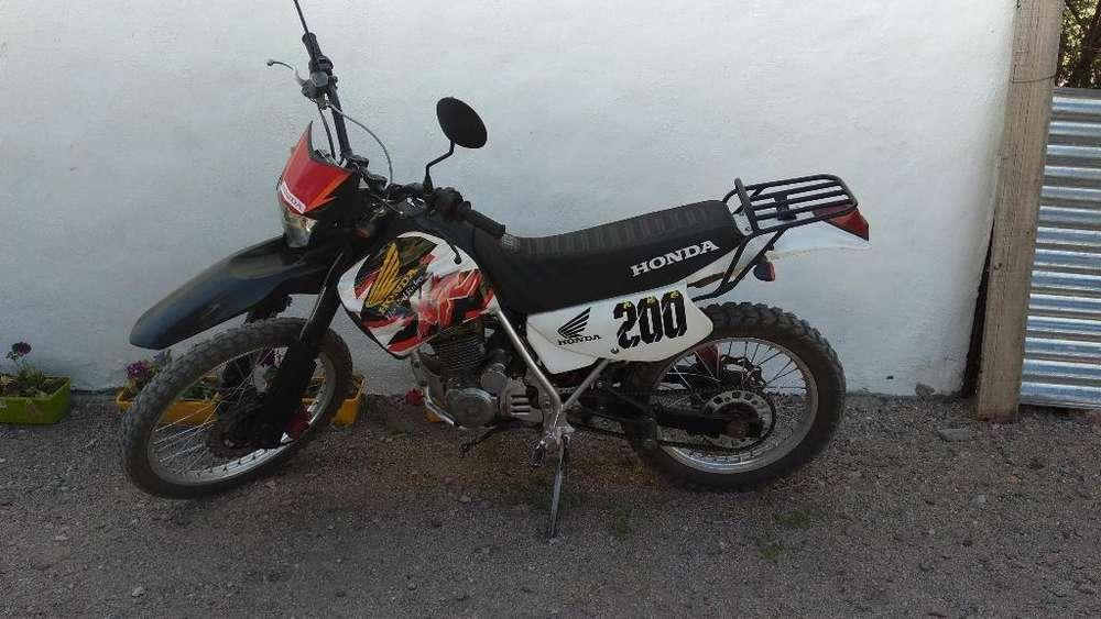 Honda Xr 200 Mod 2000 1800km Titular.
