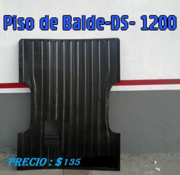 PISO DE BALDE DATSUN 1200